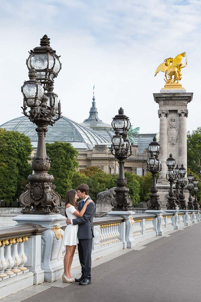 Paris Anniversary photo session