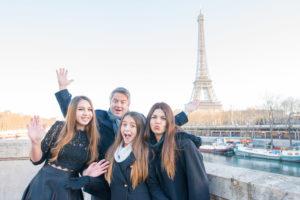 15 birthday family shoot in paris