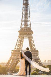 wedding photopher in paris