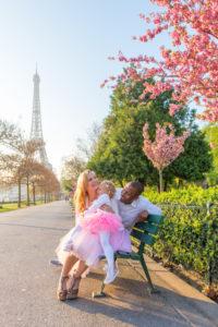 Trocadero family photoshoot