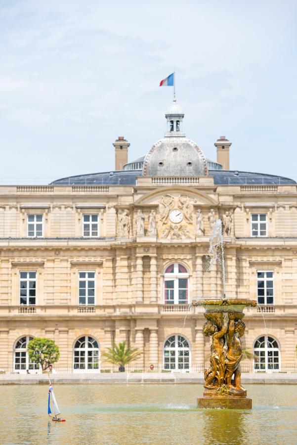 Luxembourg Garden - The Parisian Photographers - 00002