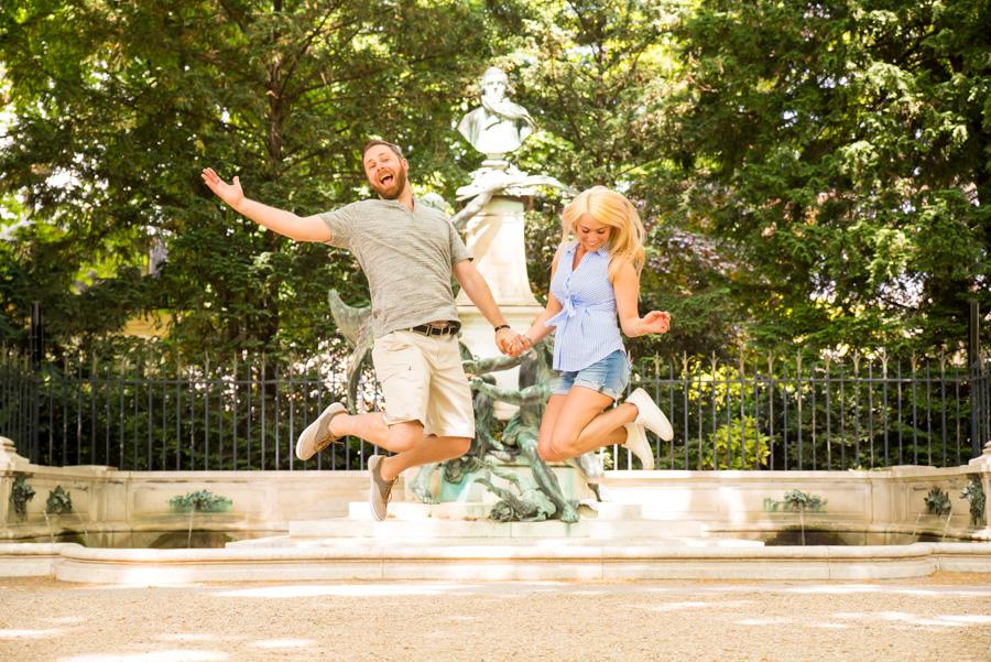 Luxembourg Garden - The Parisian Photographers - 00004