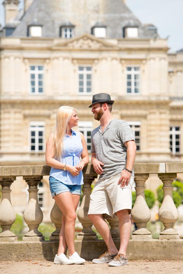 Luxembourg Garden - The Parisian Photographers - 00005