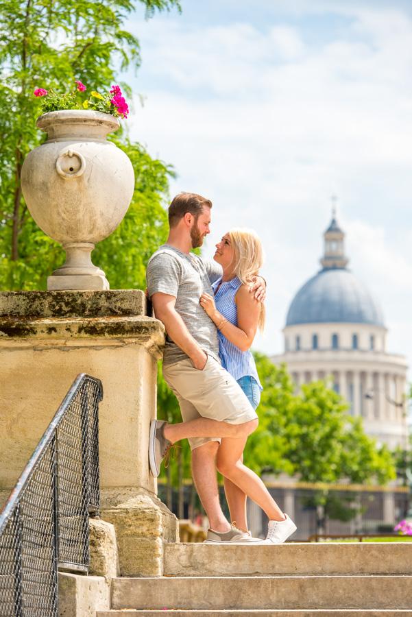 Luxembourg Garden - The Parisian Photographers - 00006