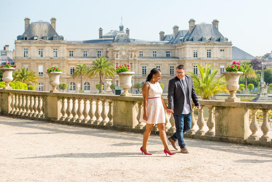 Luxembourg Garden - The Parisian Photographers - 00010