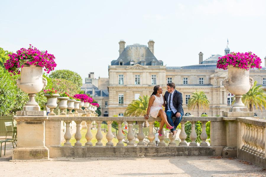 Luxembourg Garden - The Parisian Photographers - 00011