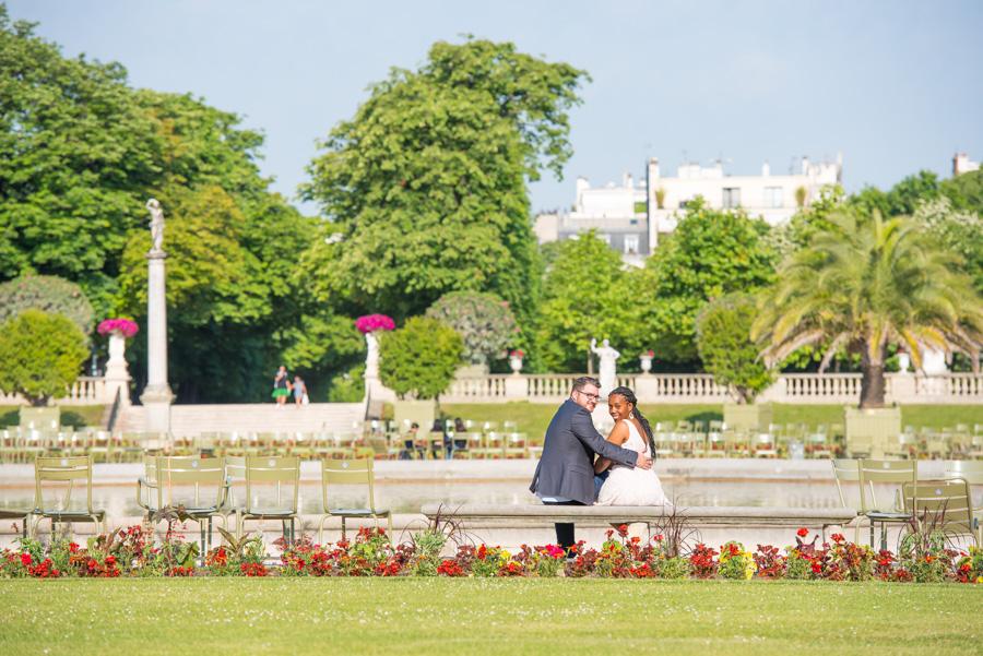 Luxembourg Garden - The Parisian Photographers - 00012