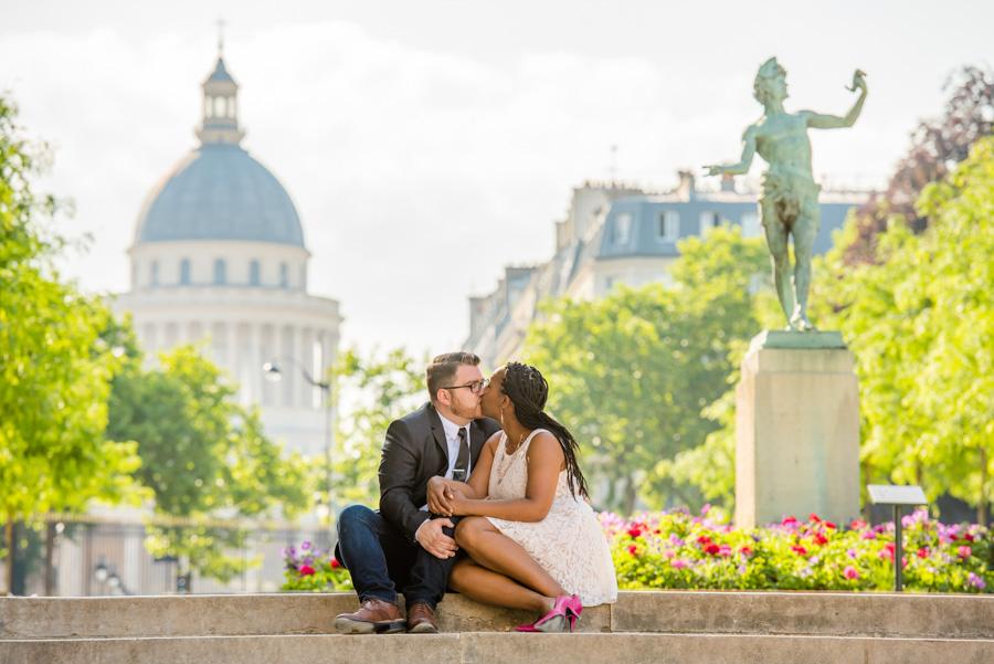 Luxembourg Garden - The Parisian Photographers - 00013