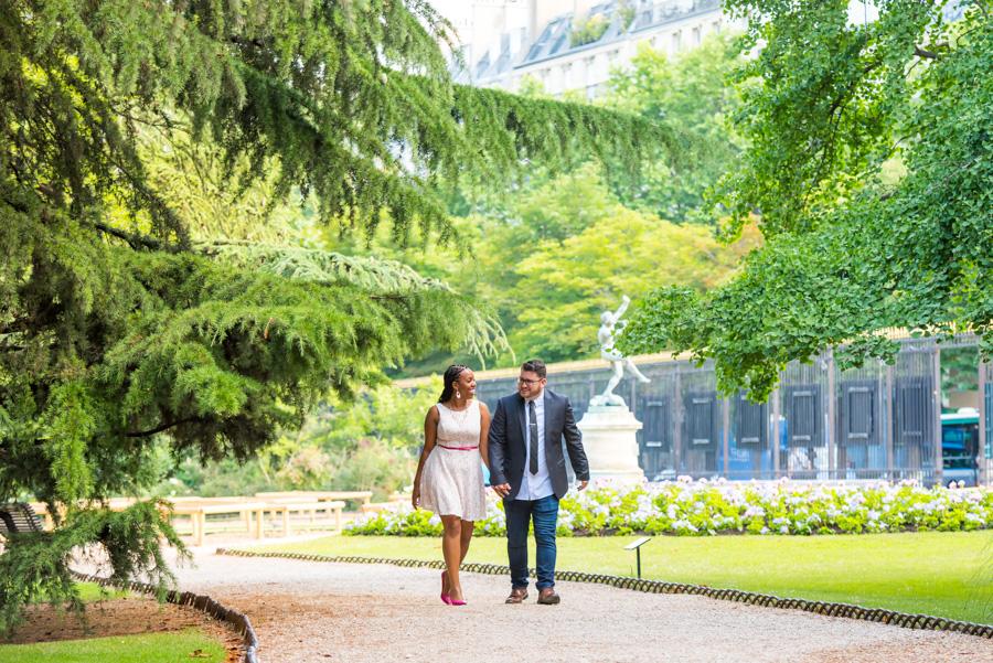Luxembourg Garden - The Parisian Photographers - 00014