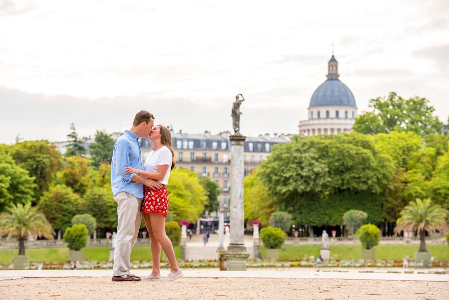Luxembourg Garden - The Parisian Photographers - 00016