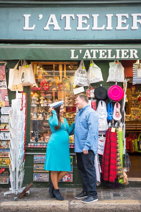 Montmartre - The Parisian Photographers - 00005