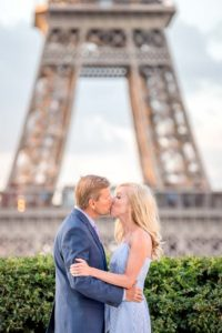 Sweet Parents photos at Eiffel Tower in Paris