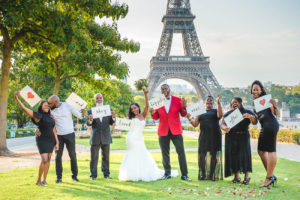 elopement photographer in paris