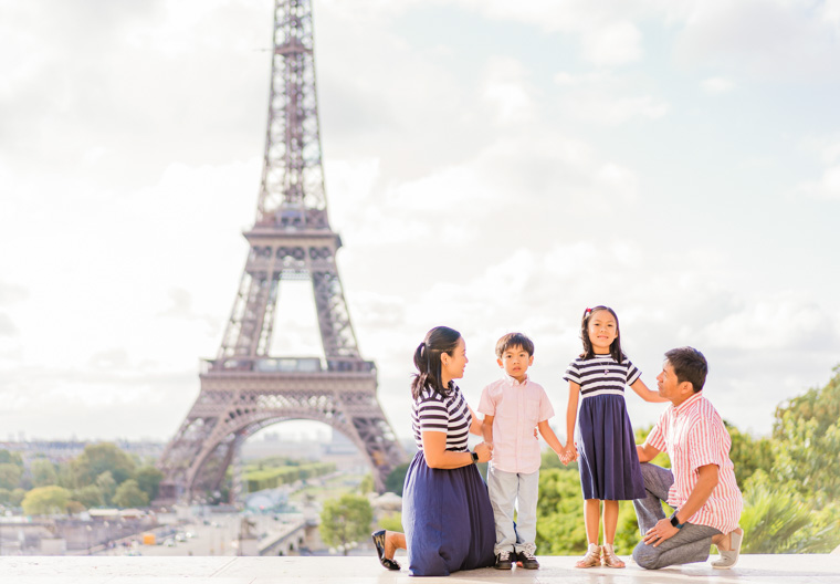 family photographer paris