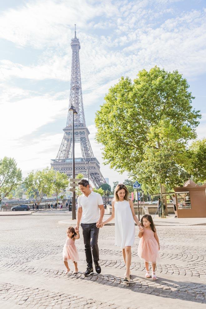 local family photographer in paris