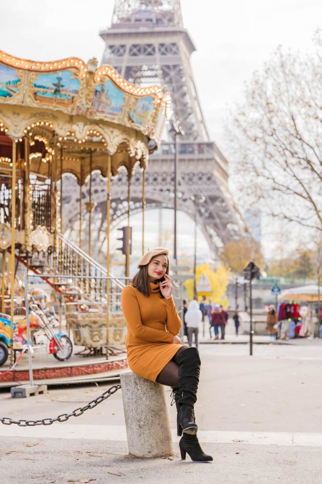 paris local photo session