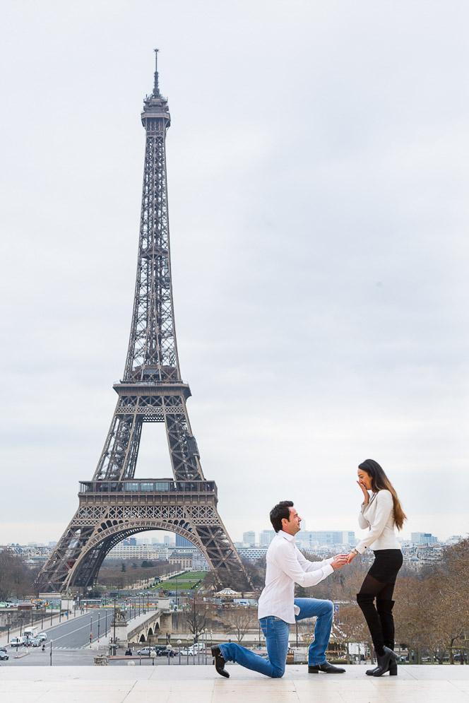 proposal photographer based in paris