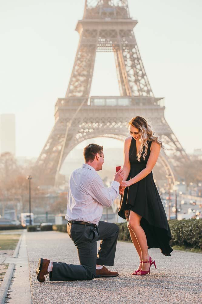 french photographer in paris for proposal